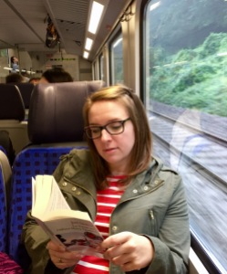 Train Europe lecture