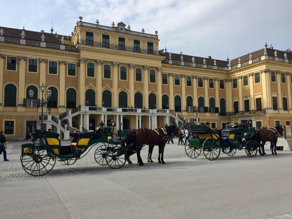 Schöbrunn Vienna