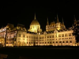 Budapest hôtel de ville