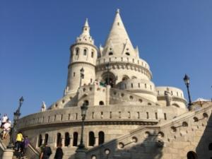Bastillon des pêcheurs Budapest
