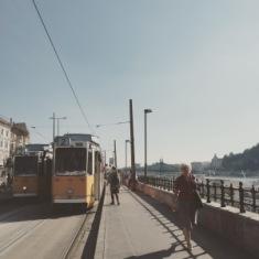Tramway Budapest