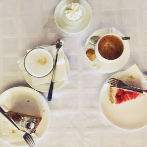 Szamos Cafe Budapest