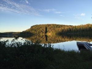 Auberge Lac à l'eau claire